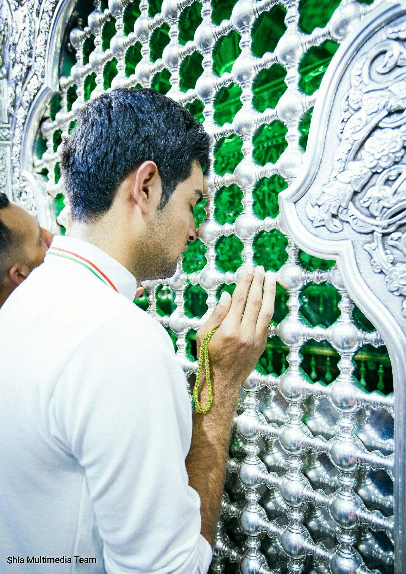 Dua azadar momin karbala iraq zarih shia shiaislam