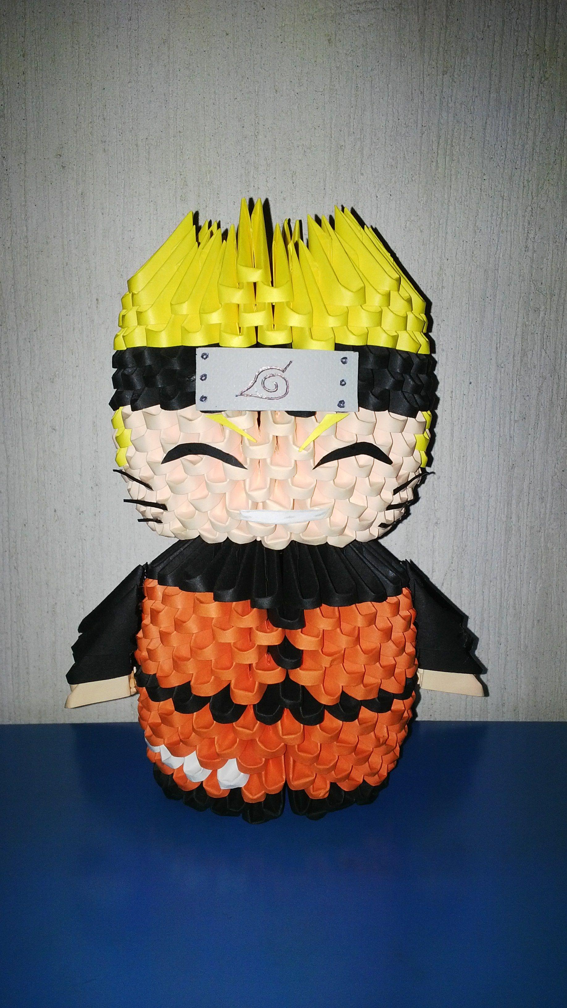 How to make Ninja's Shuriken (NARUTO) Origami. The art of folding paper. -  YouTube | 3264x1836
