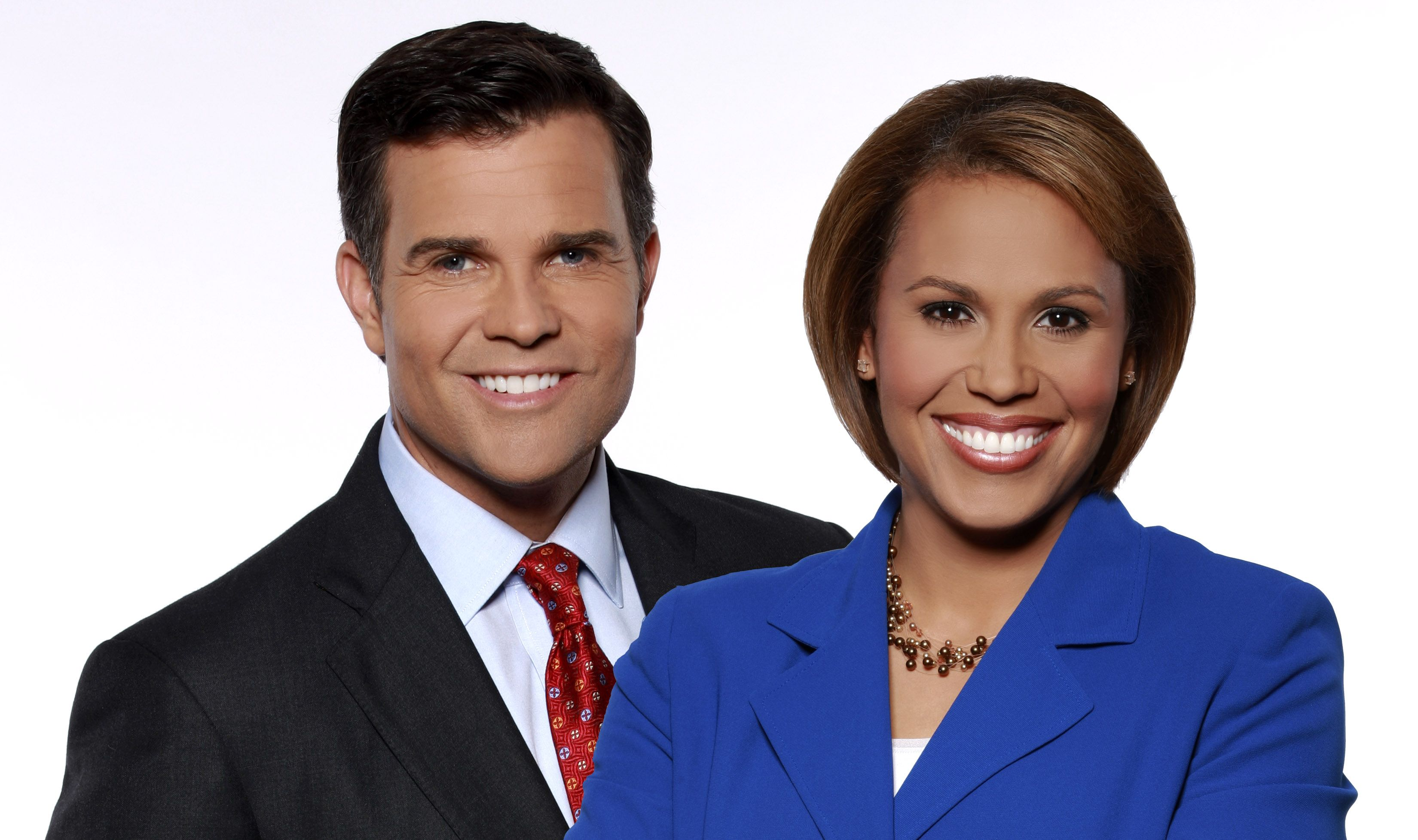 Justin Farmer and Jovita Moore | TV | Channel 2 news