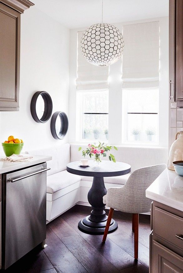 The Most Beautiful Kitchen Banquettes We Ve Seen Dining Nook Kitchen Banquette Kitchen Nook