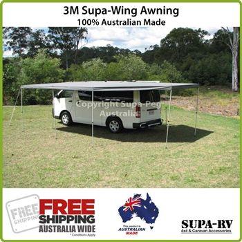 Supa Wing Awning | Diy camper, Awning, Wings