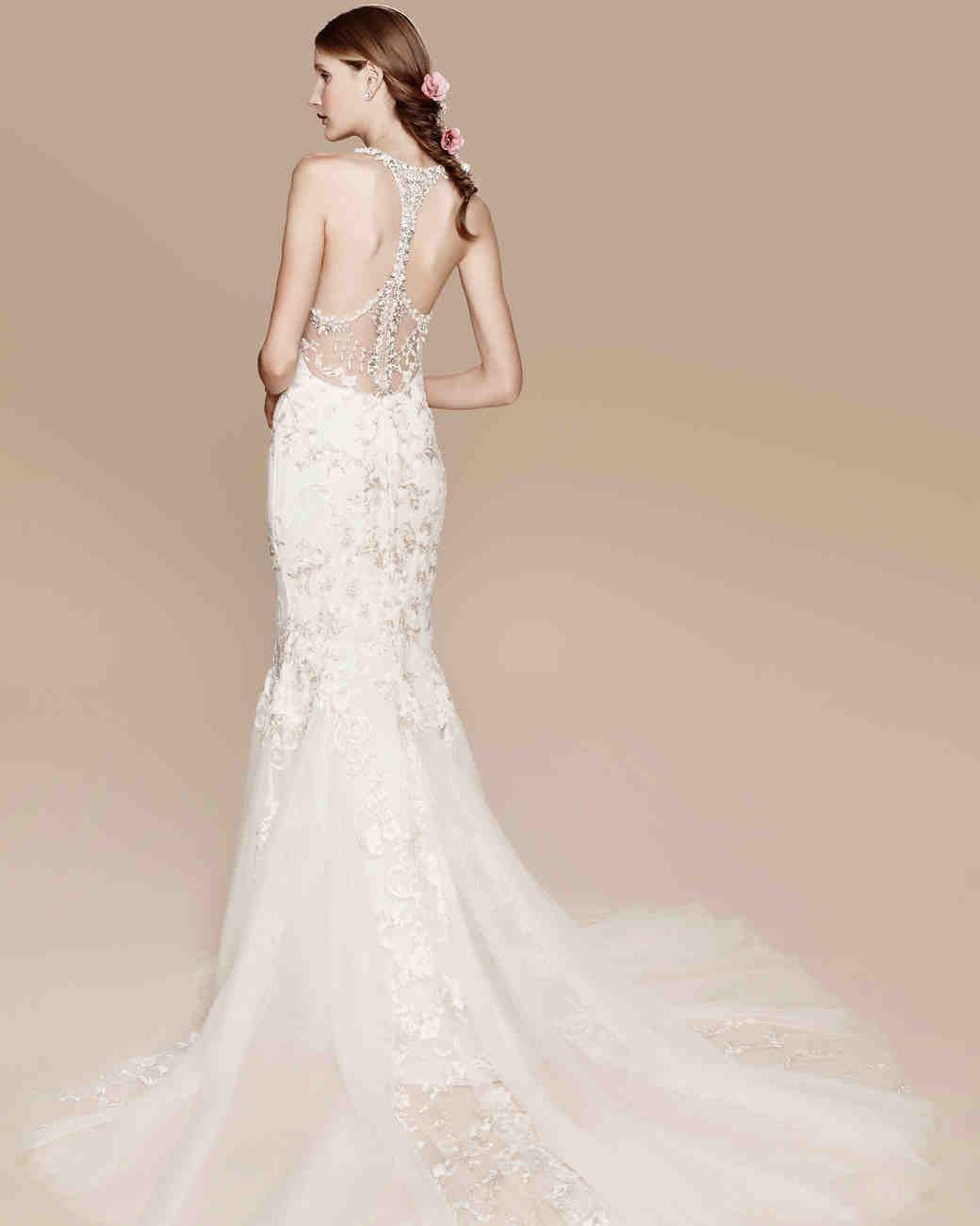 Marchesa Notte Fall 2017 Wedding Dress Collection | Martha Stewart ...