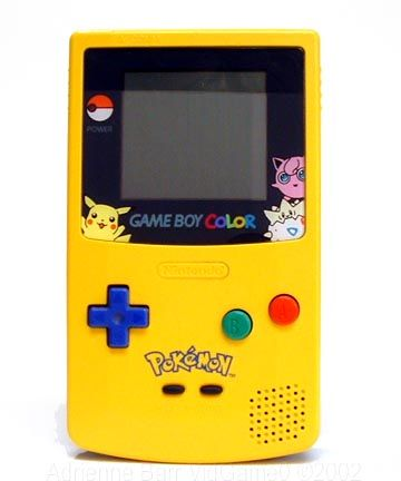 gameboy color pokemon games free