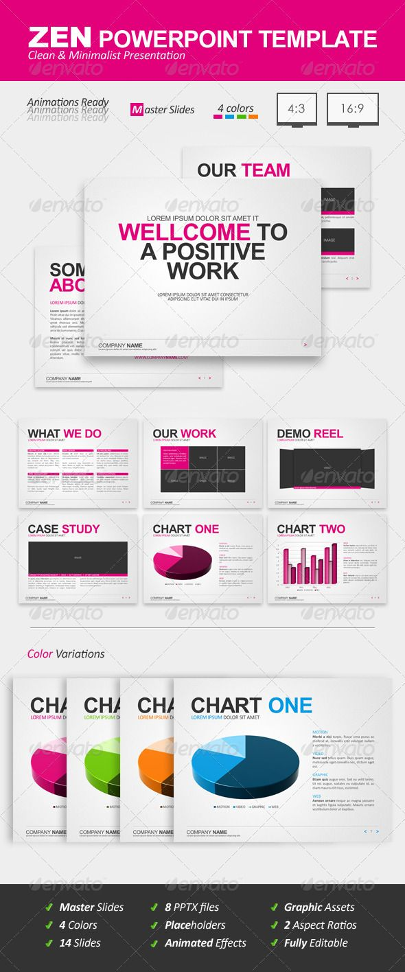 zen powerpoint template | presentation templates, template and, Presentation Zen Template, Presentation templates