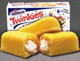 Twinkie Recipe (Goodbye Hostess :'(