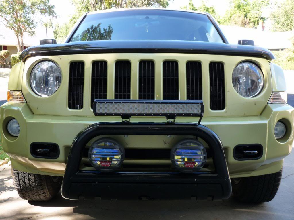 Jeep Patriot Modification Led Adventure Jeep Patriot Jeep Jeep Mods