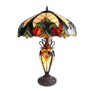 Home Table Lamp Victorian Table Lamps Stained Glass Table Lamps