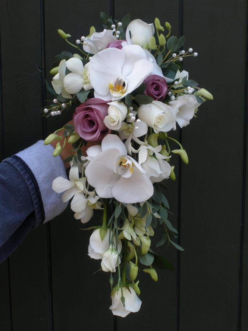 Bridal Bouquets By Secret Garden Flowers Newcastle Decorations