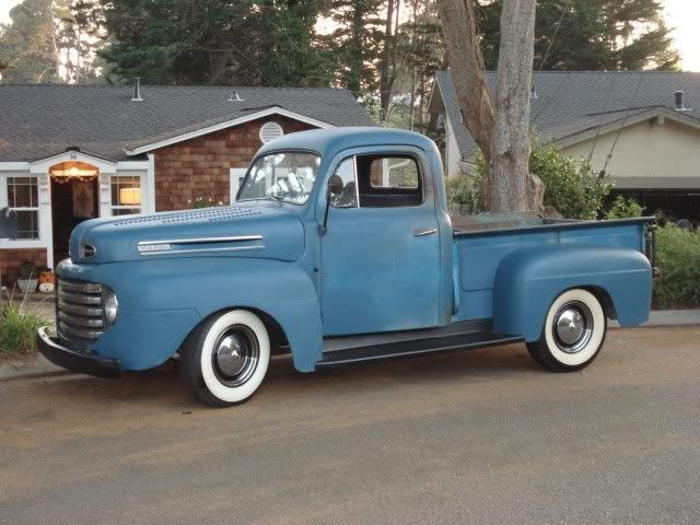 1948 ford f1 pickup 1948 1956 ford pickups panels for Ford motor company truck division
