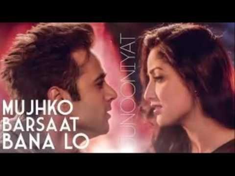 Mujhko Barsaat Bana Lo Full Video Junooniyat Song Piano Cover Bollywood Movie News Songs