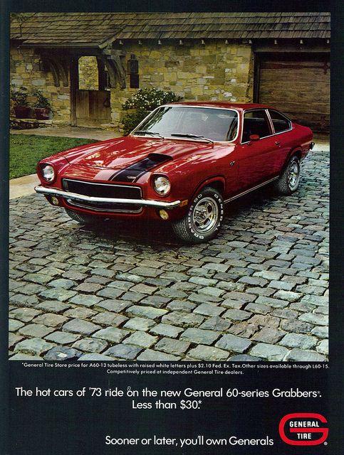 1973 Chevrolet Vega Hatchback Chevrolet Vega Classic Cars