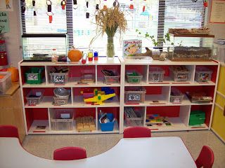 Learning and Teaching With Preschoolers: Classroom Environment