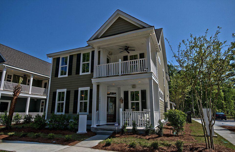 Creekside At Carolina Bay Charleston Sc New Homes Pulte Homes