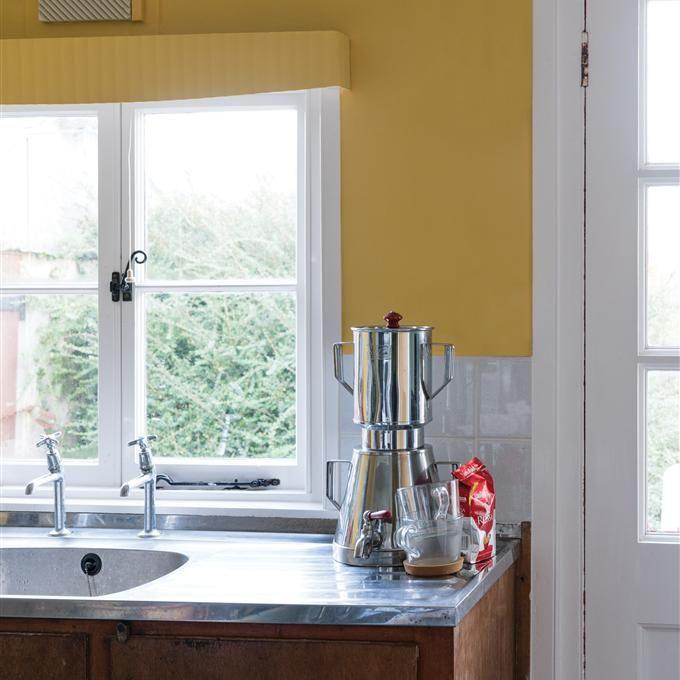 Best Kitchen In Wimborne White And Babouche Farrow Ball 400 x 300