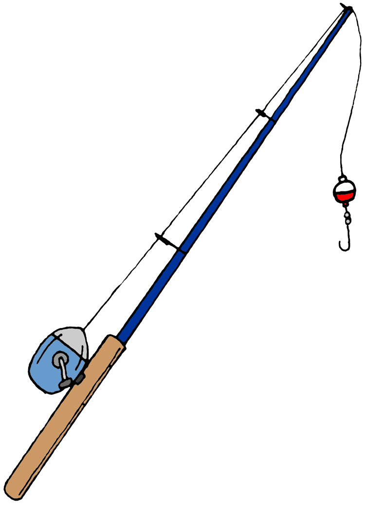 fishing pole clip art learn how to catch any kind of fish with great rh pinterest com fishing rod and reel clipart fishing rod clipart free