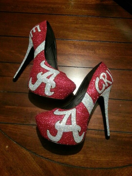 Love Thesecouldn't Crimson Tide YesI Pumps Wear Possibly 0ynmOw8vN