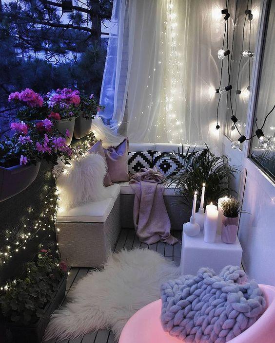 #Balcony #Cozy #Design #Ideas #SUMMER #TIME       34 COZY BALCONY SUMMER TIME DESIGN IDEAS #smallbalconydecor