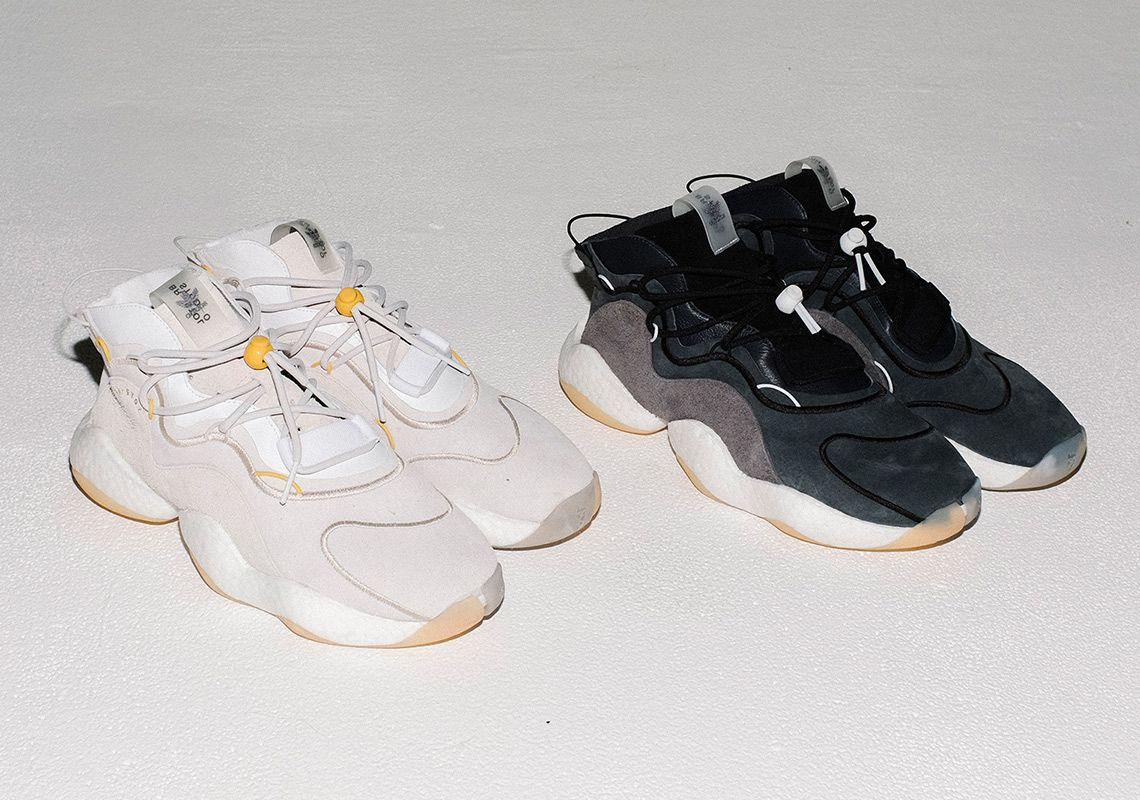 pretty nice b59a7 00d8b Bristol Studio adidas Crazy BYW Release Info thatdope sneakers luxury  dope fashion trending
