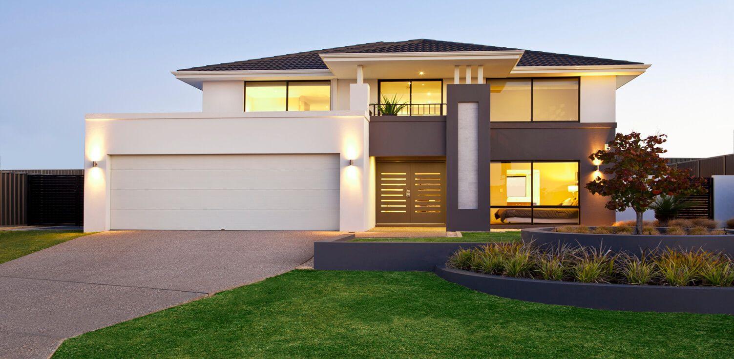 The Caden Facade House House Designs Exterior Modern House