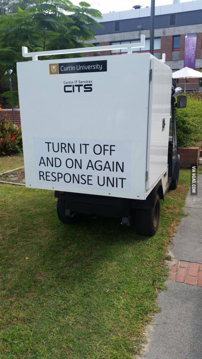 The I T Support Buggy At This University Funny Pictures Funny Pictures Tumblr Clean Funny Memes