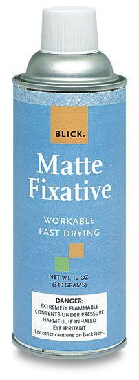blick matte fixative blick art materials art supplies wish lists