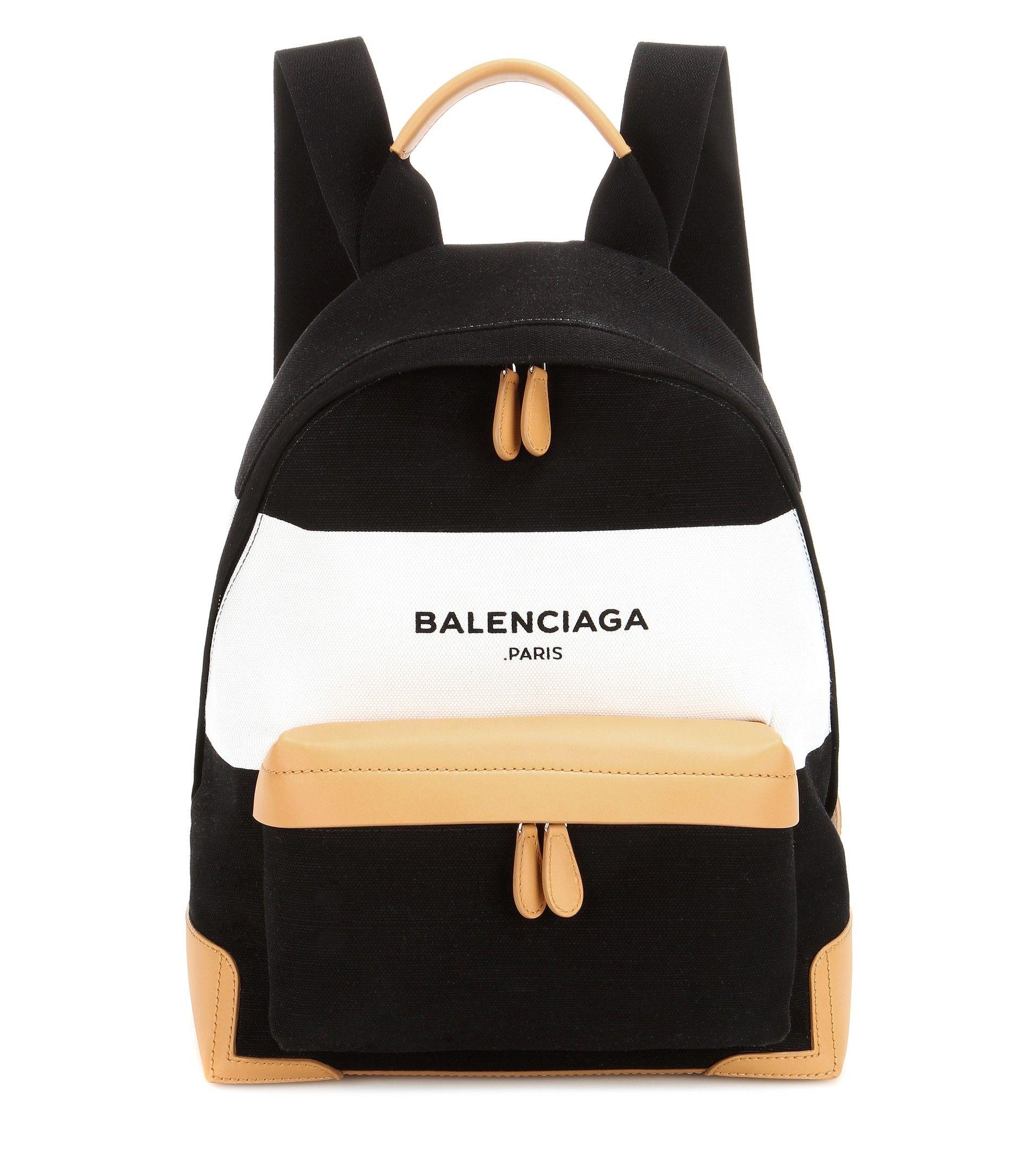 Explore Balenciaga Bag Black Canvaore