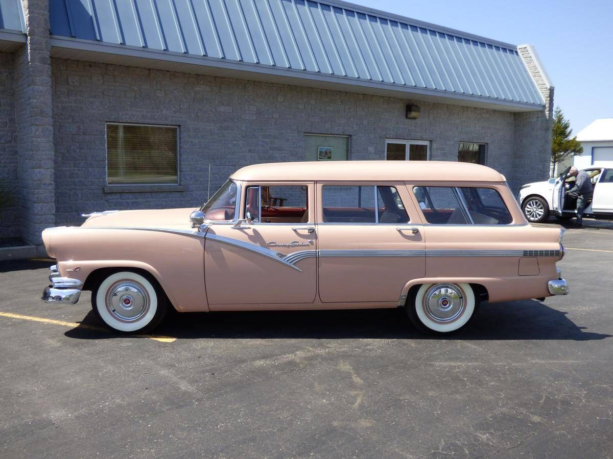 1956 Ford Country Sedan for sale #2361058