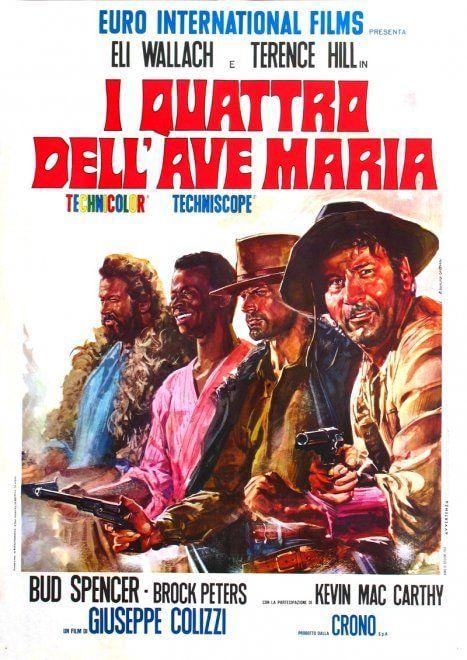 Famoso Guida al cinema western', le locandine dei film più famosi | Film VE03