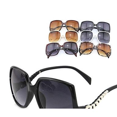 Chains Metal Connection Elbow Female Sunglasses