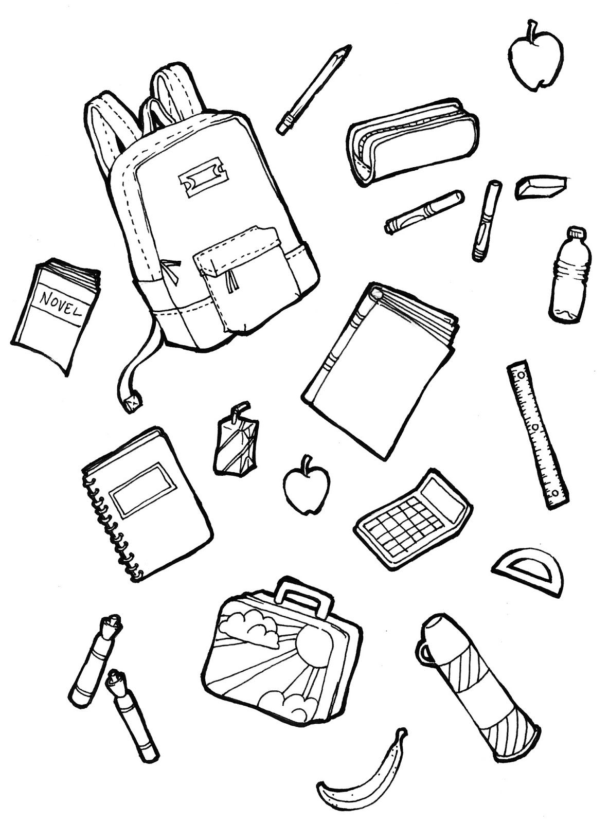 The Spinsterhood Diaries adult coloring page Tumblr