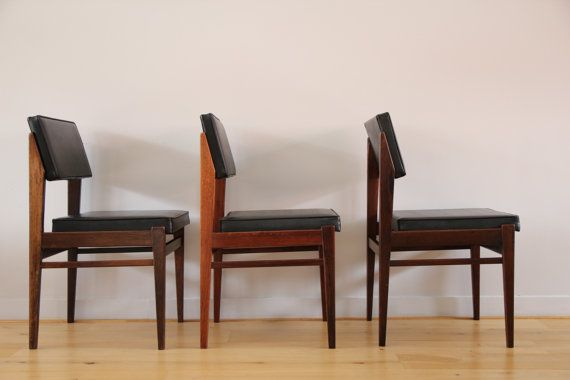 Topvorm Meubels Vintage Topform Chairs. Dutch Design From The Sixties