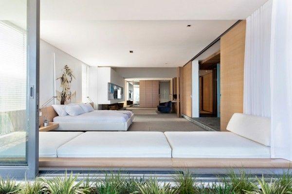 Spectacular Atlantic Seaboard Showpiece By Saota Bedroom Designs