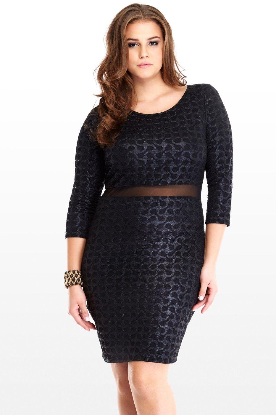 Fashiontofigure catalog clothing plus size dresses