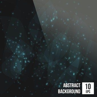 Abstract bokeh shiny background vector 03
