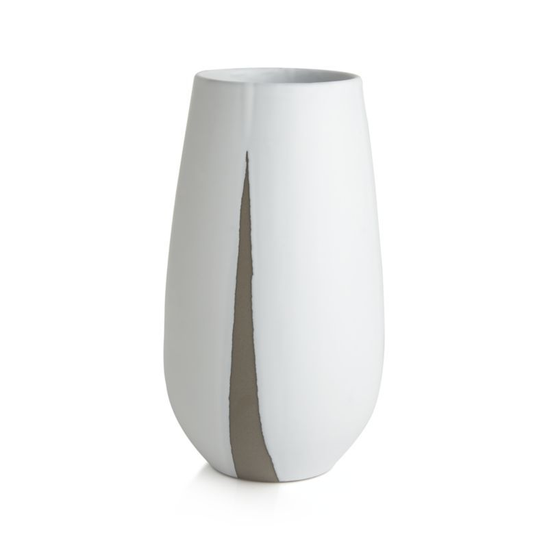 Litton Short Vase | Crate and Barrel