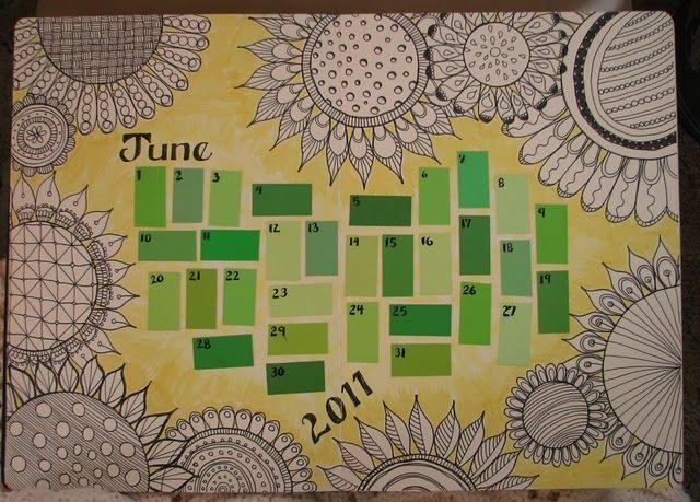 June Calendar Ready to Go