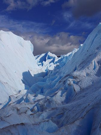 geleiras do parque nacional los glaciares