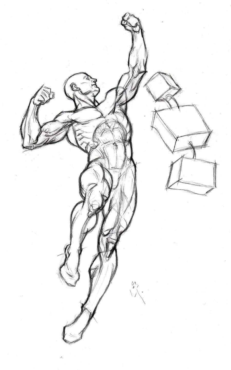 Pin de Richard en character design | Pinterest | Cuerpo, Anatomía y ...