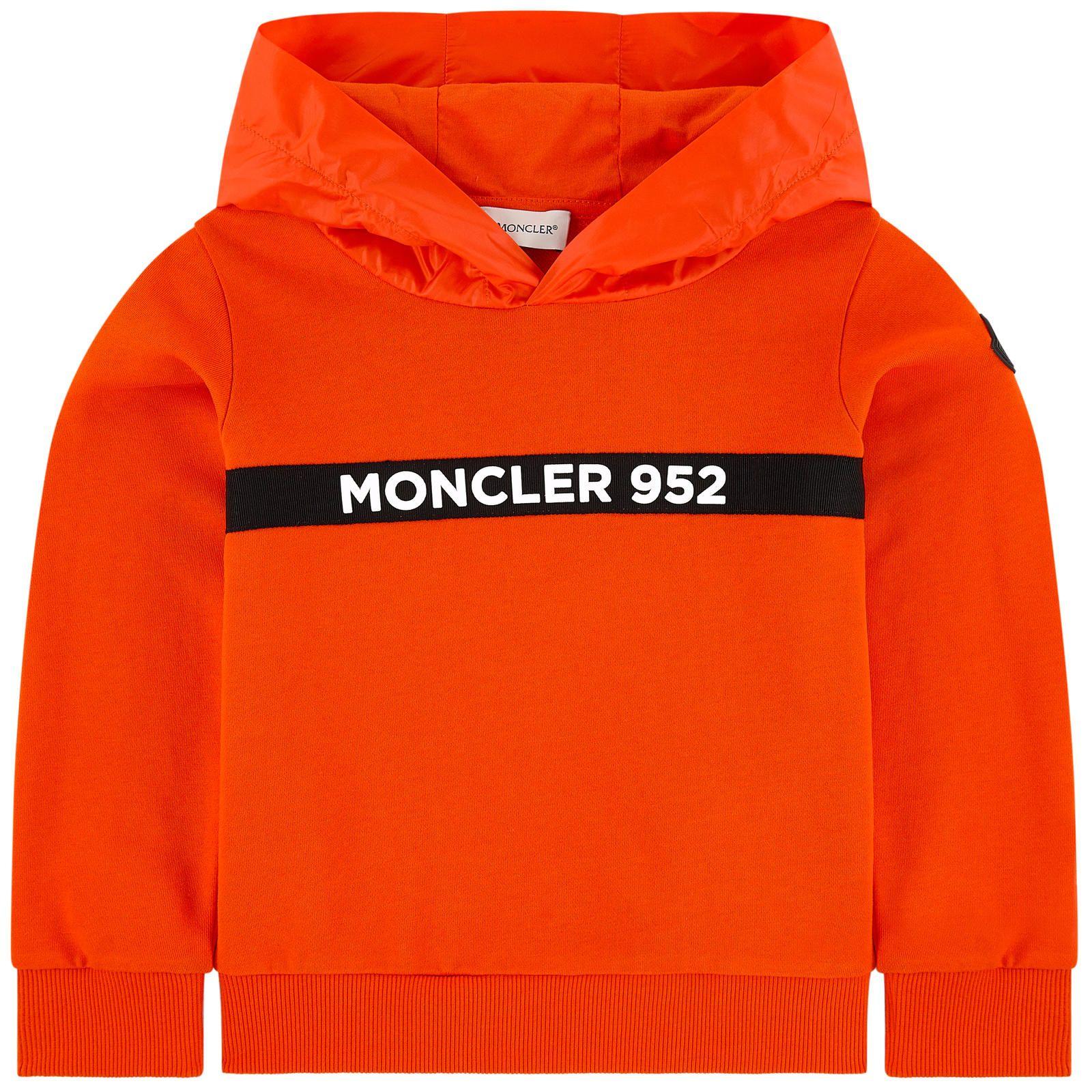 lowest price 95310 8385e Kapuzen-Sweatshirt mit Logo | sweatshirt | Sweatshirts ...