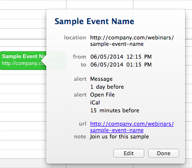 How To Insert Google Calendar Apple Calendar Outlook Event Invites Into Your Marketing Emails Calendar Invite Event Invitation Google Calendar