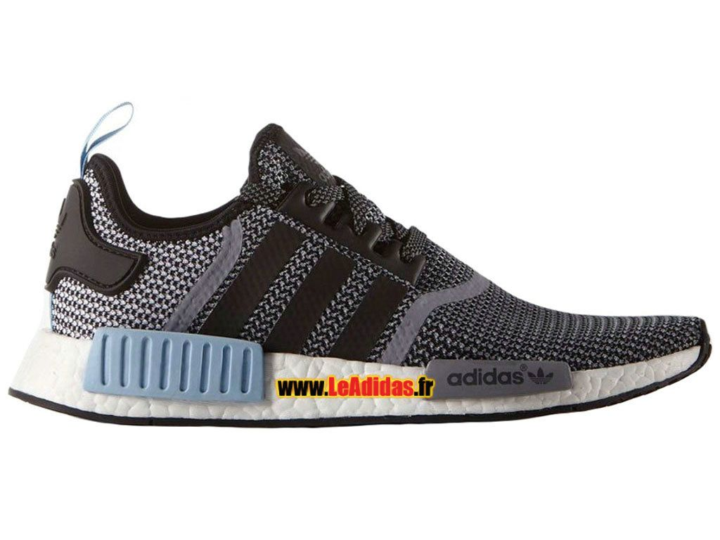 detailed look d28fe 3703b Adidas Originals NMD R1 Taille Chaussures Homme Femme Clear Blue S79159
