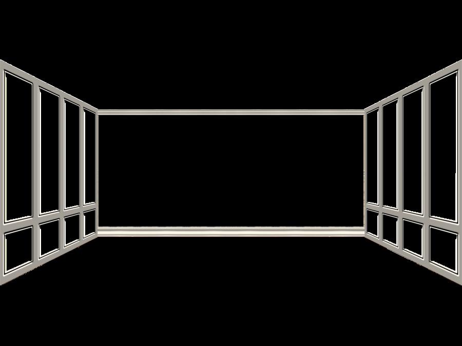 Simple Open Window Frame By Mysticmorningdeviantartcom On Deviantart With Design Decorating