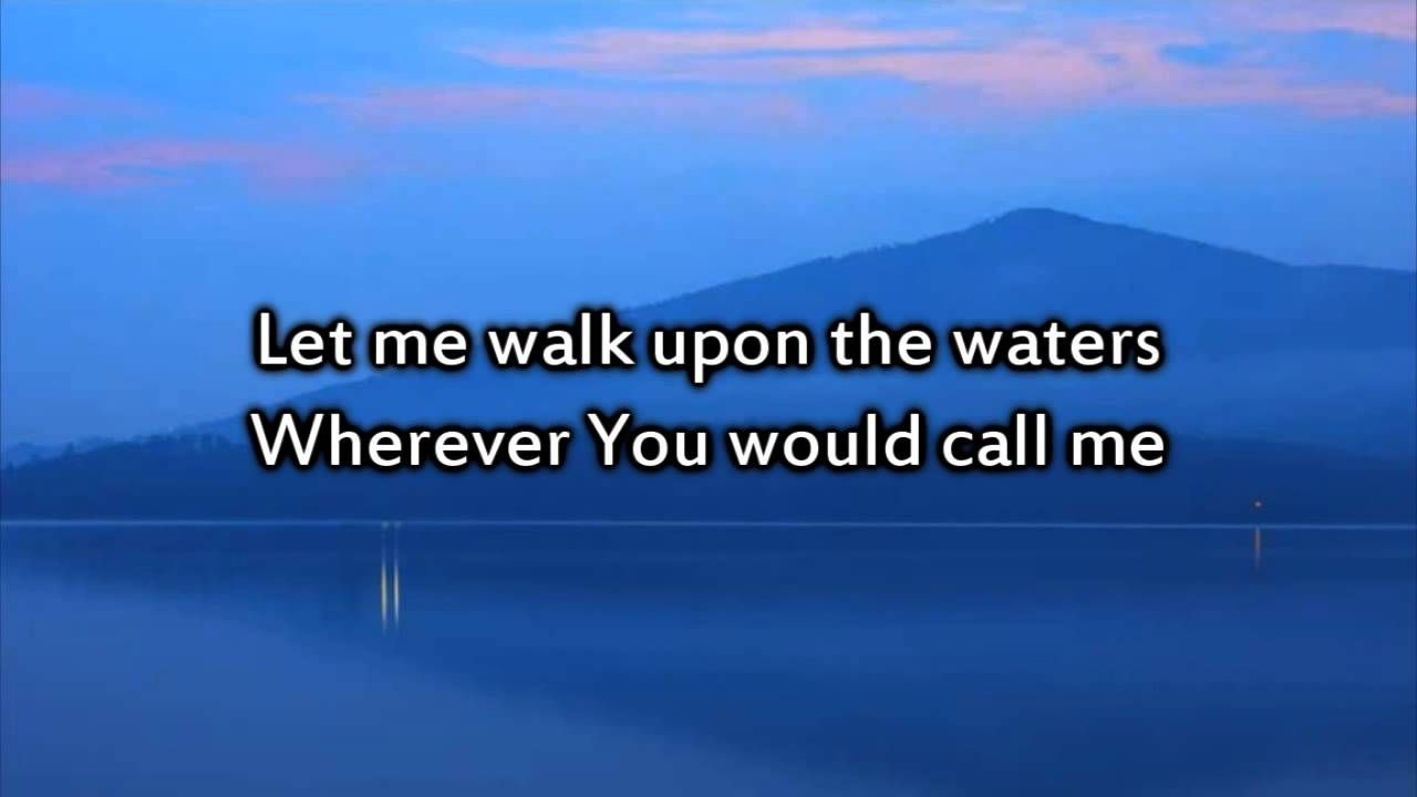 Hillsong - Oceans (Where Feet May Fail) - Instrumental with