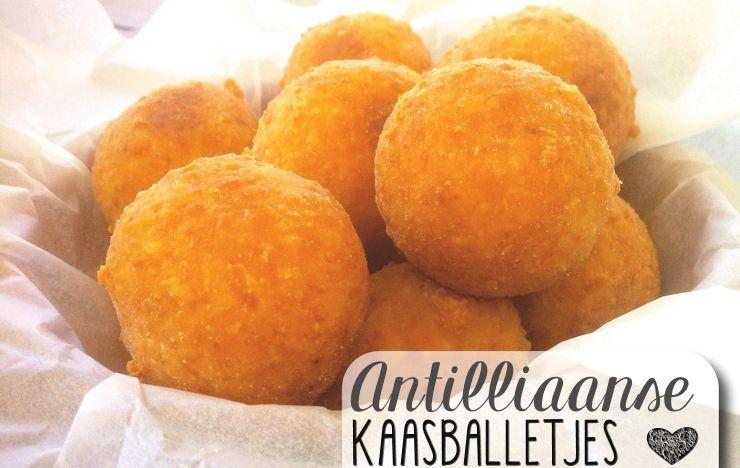 Beste Antilliaanse Kaasballetjes | Recept (met afbeeldingen NE-37