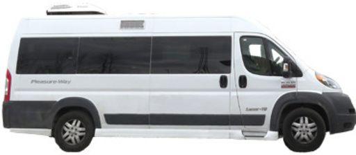 Deluxe Van Camper Dv C
