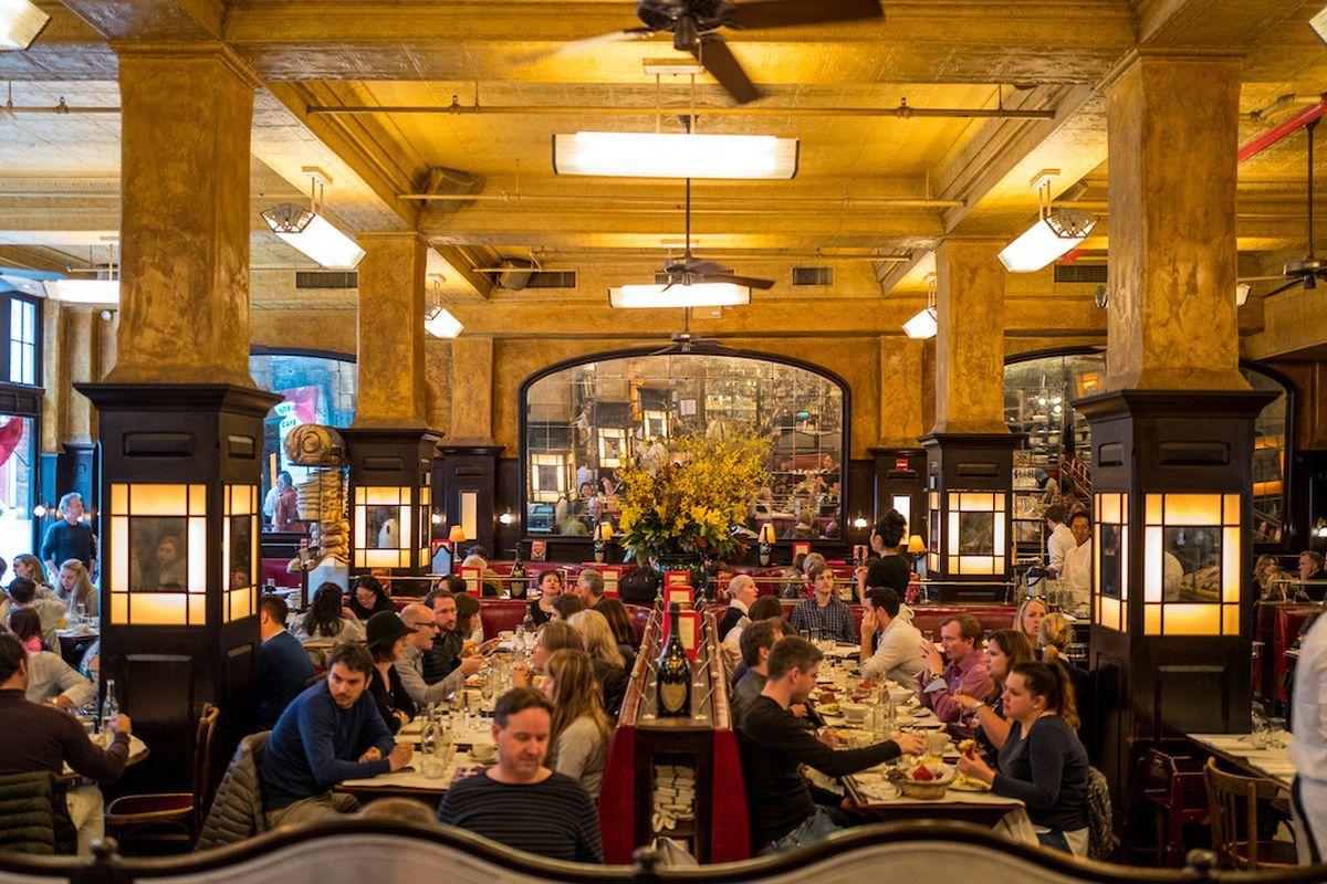 Balthazar in soho nyc restaurants restaurant new york nyc