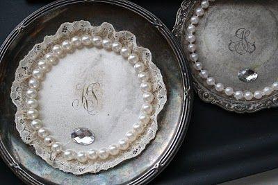 Valkoista pellavaa: helmikuu 2011