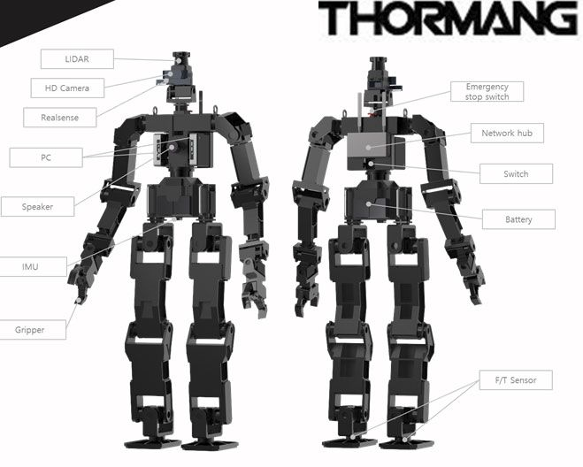 THORMANG3 Full Size Humanoid R...