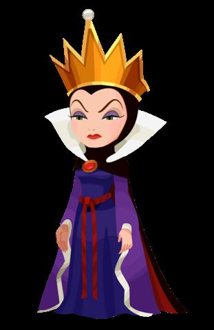 Evil Queen Khx Render Png Disney Art Disney Drawings Baby Disney Characters