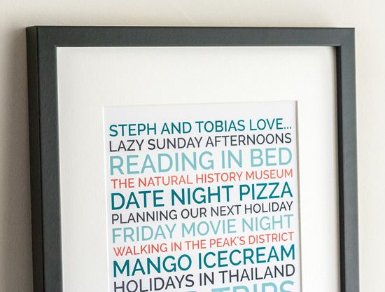 Create a personalized poster gift for your boyfriend do it create a personalized poster gift for your boyfriend solutioingenieria Image collections